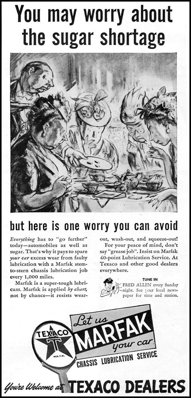 TEXACO MARFAK AUTO CHASSIS LUBRICATION TIME 06/15/1942 p. 39