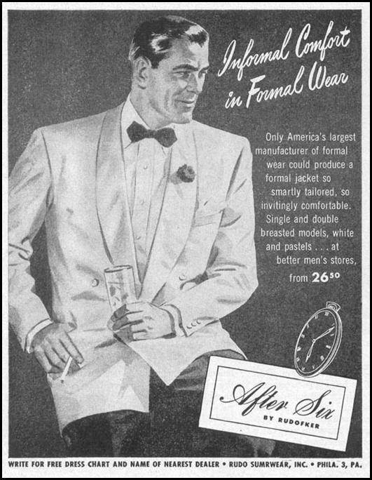 MEN`S FORMAL WEAR LIFE 04/17/1950 p. 170