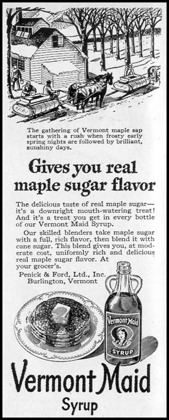 VERMONT MAID SYRUP LIFE 11/15/1948 p. 10