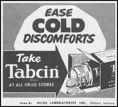 TABCIN LADIES' HOME JOURNAL 03/01/1954 p. 169