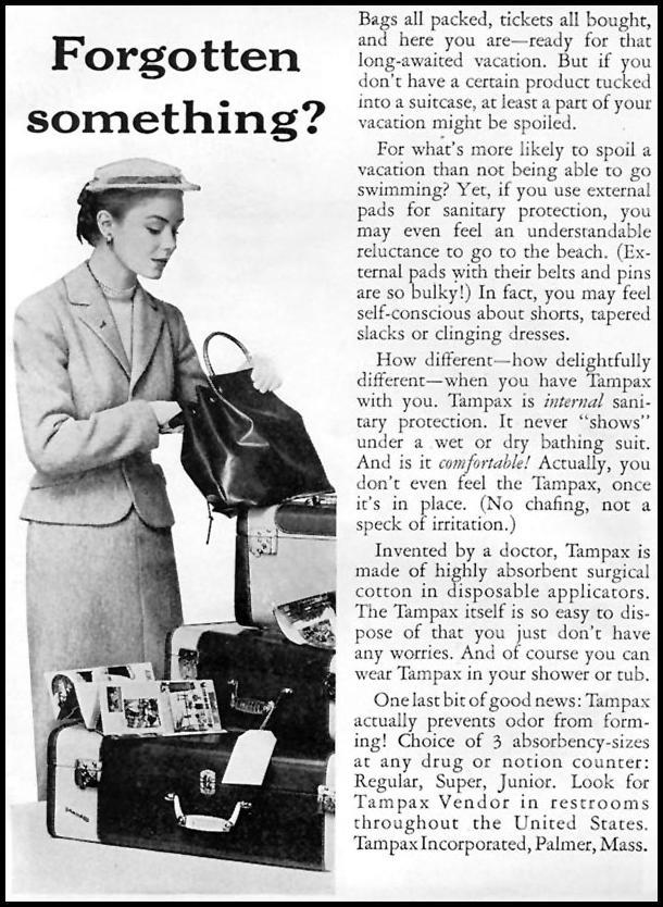 TAMPAX CORONET 07/01/1954 p. 13