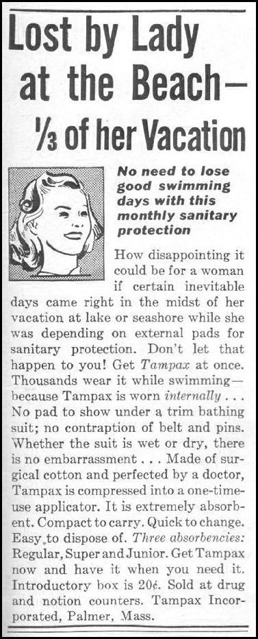 TAMPAX LIFE 06/22/1942 p. 89