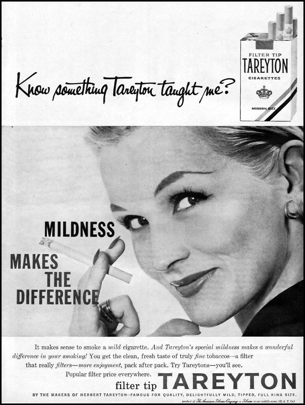 TAREYTON CIGARETTES LIFE 09/09/1957 p. 51