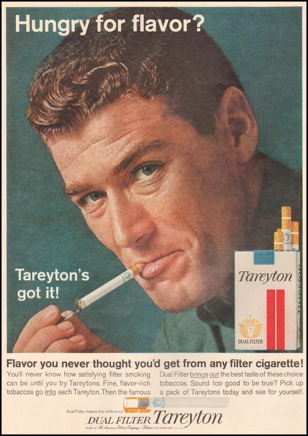 TAREYTON CIGARETTES TIME 02/08/1963 p. 30