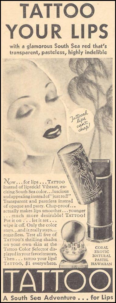 TATTOO LIPSTICK LIBERTY 04/11/1936 p. 44