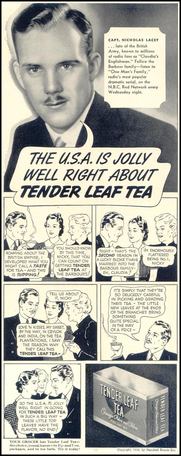 TENDER LEAF TEA LIFE 07/24/1939 p. 67