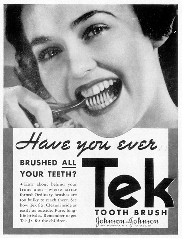 TEK TOOTH BRUSH LIFE 07/26/1937 p. 86