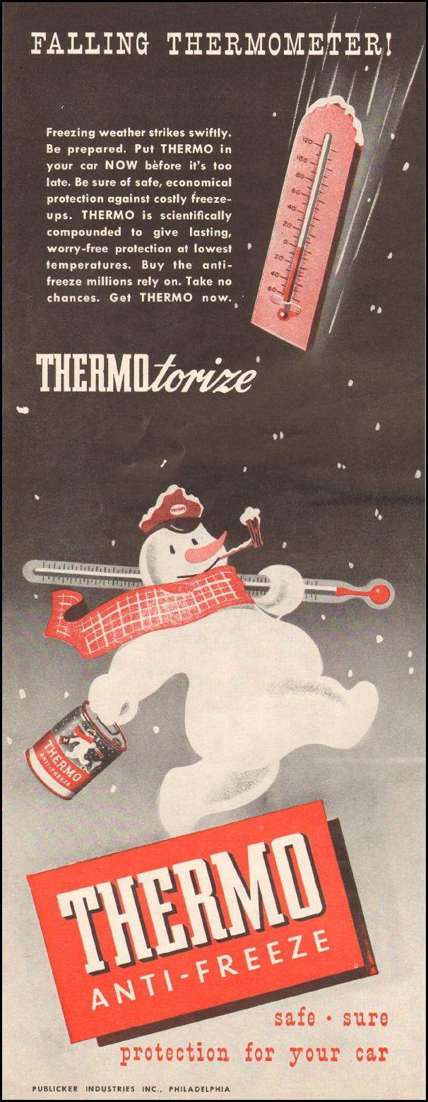 THERMO ANTI-FREEZE LIFE 11/25/1946 p. 136
