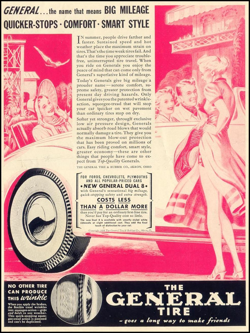 THE GENERAL TIRE LIFE 07/18/1938 INSIDE FRONT