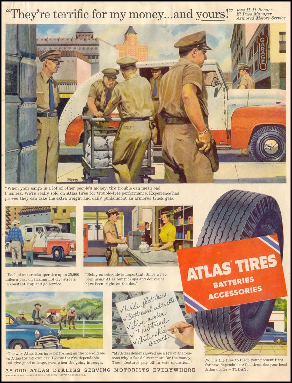 ATLAS TIRES LIFE 08/17/1953 p. 73