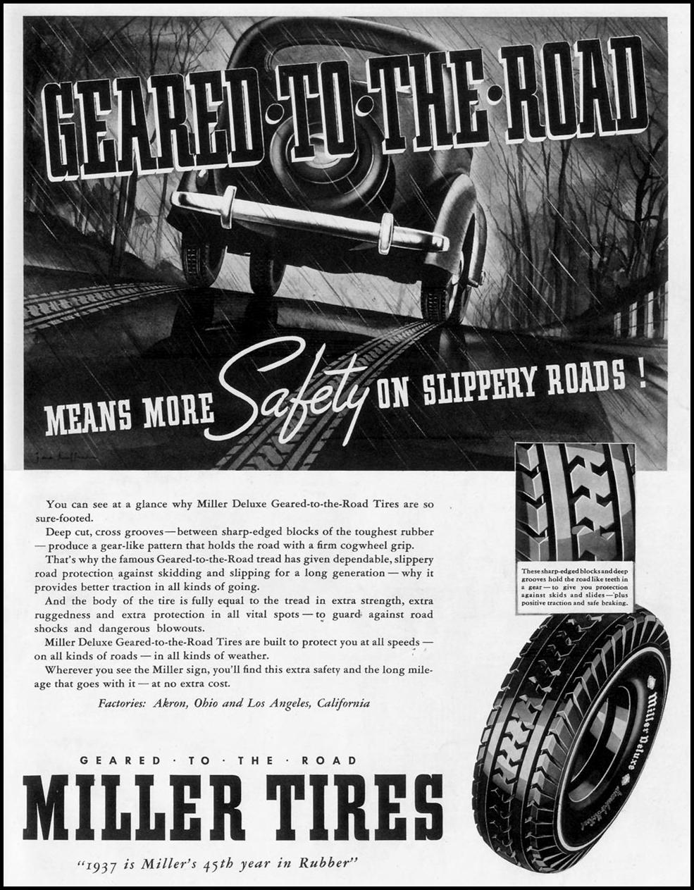 MILLER TIRES LIFE 10/04/1937 p. 1