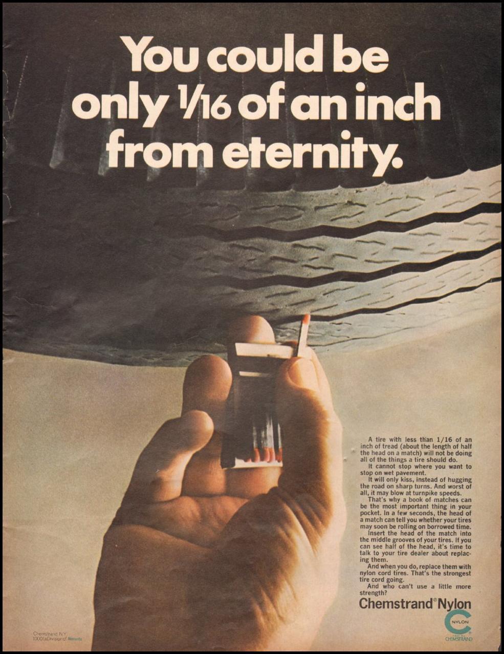 CHEMSTRAND NYLON LIFE 11/04/1966