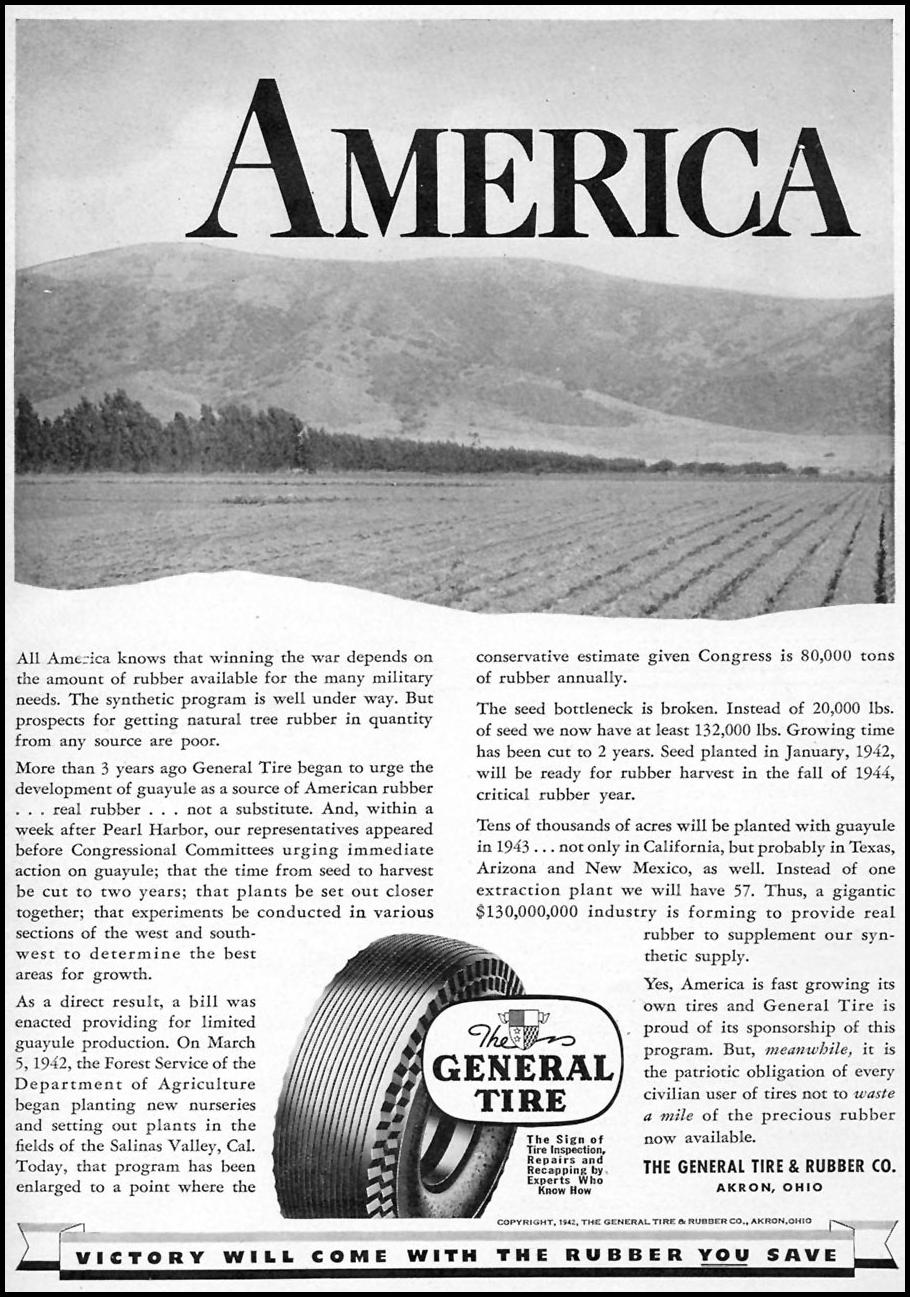 GENERAL TIRE WARTIME PRODUCTION TIME 11/02/1942 p. 64