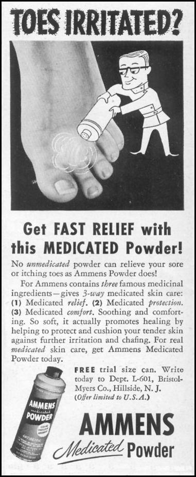 AMMENS MEDICATED POWDER LIFE 06/05/1950 p. 4