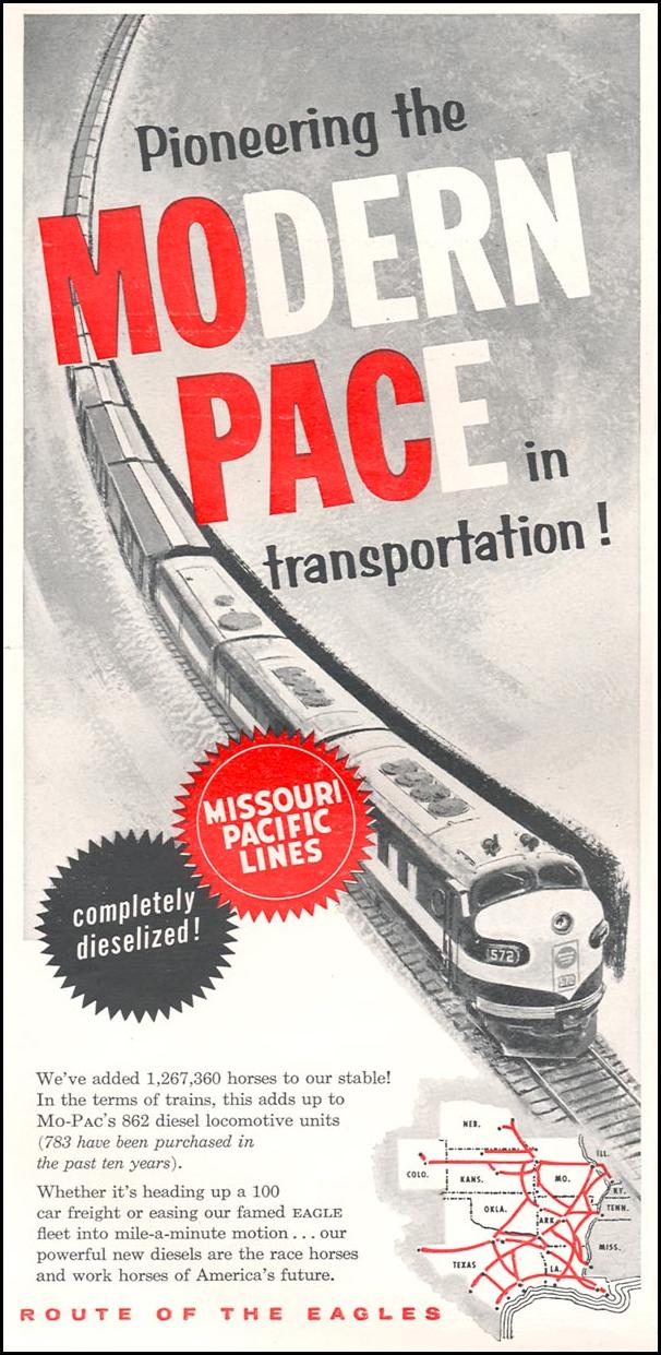 RAIL TRAVEL TIME 09/17/1956 p. 94