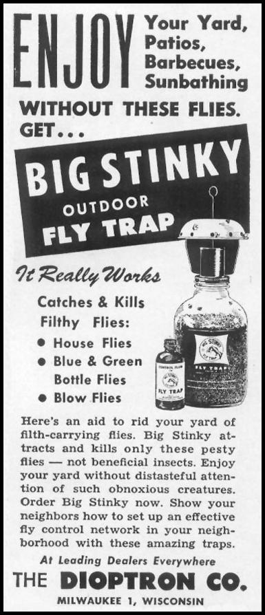 BIG STINKY FLY TRAP LIFE 06/16/1952 p. 102