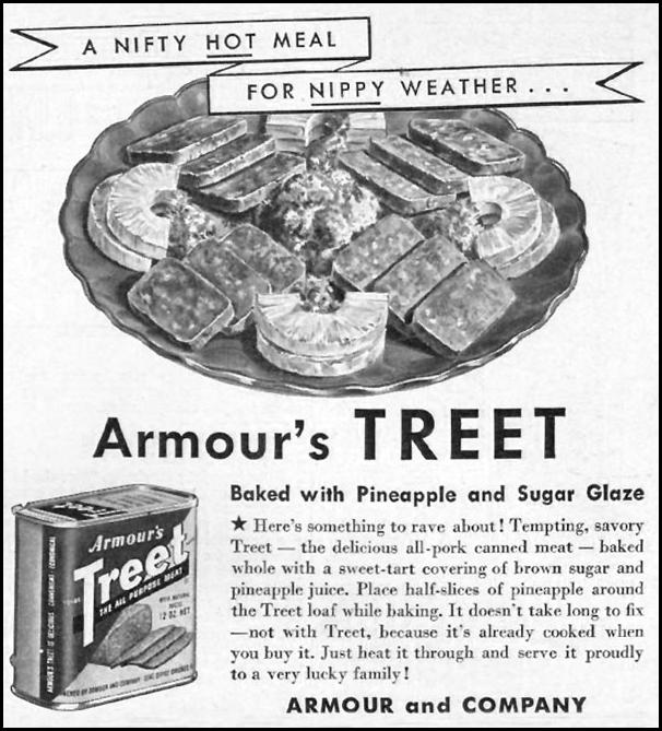 ARMOUR'S TREET WOMAN'S DAY 01/01/1941 p. 1