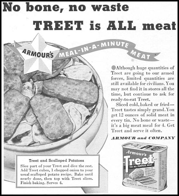 ARMOUR'S TREET WOMAN'S DAY 04/01/1943 p. 79