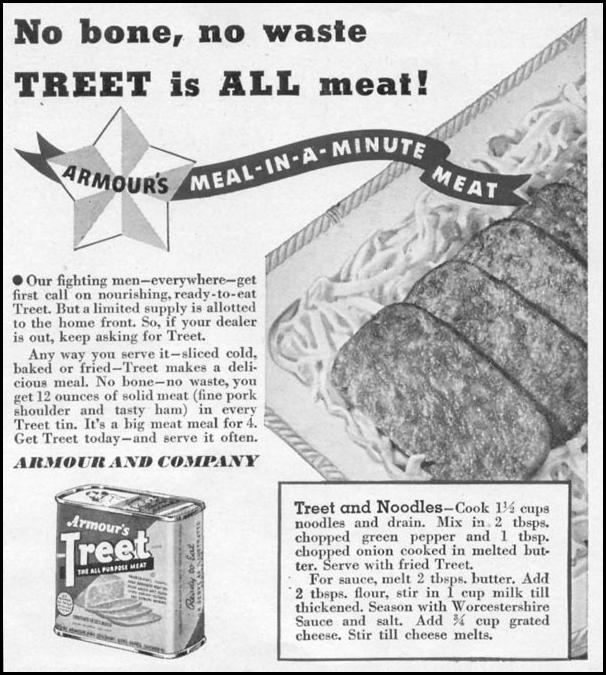 ARMOUR'S TREET WOMAN'S DAY 05/01/1943 p. 77