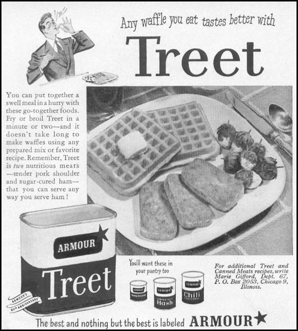 ARMOUR'S TREET WOMAN'S DAY 05/01/1947 p. 78