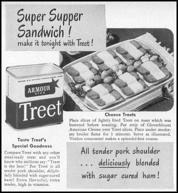 ARMOUR'S TREET WOMAN'S DAY 06/01/1946 p. 66