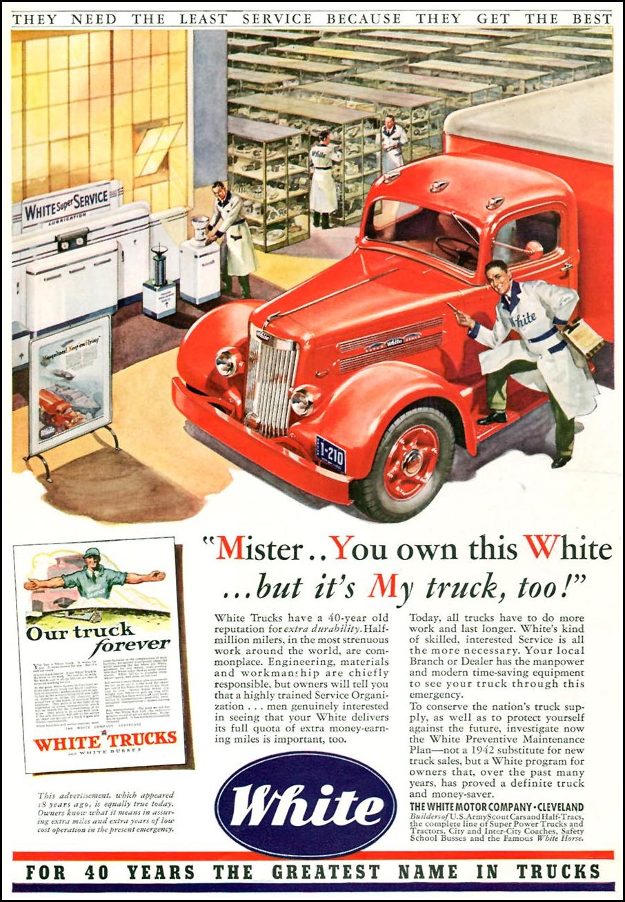 WHITE TRUCKS TIME 06/15/1942 p. 31