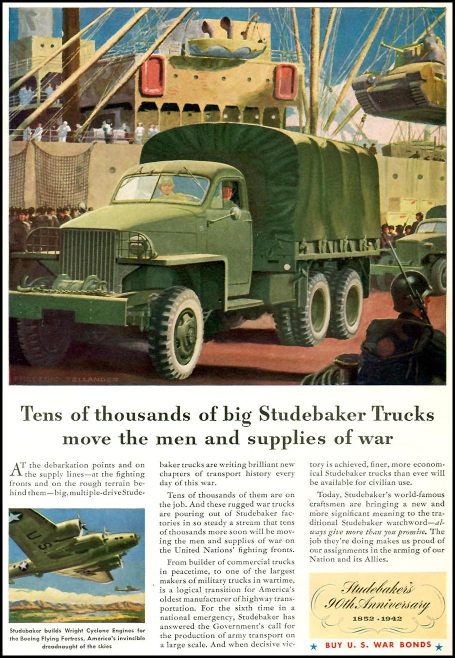 STUDEBAKER WAR PRODUCTION TIME 11/02/1942 p. 53