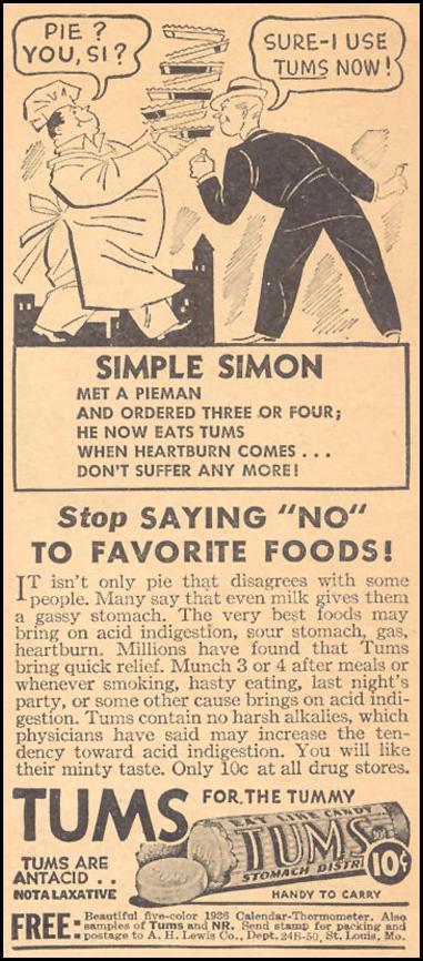 TUMS ANTACID LIBERTY 02/01/1936 p. 35