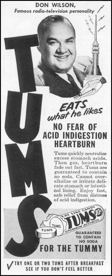 TUMS ANTACID LIFE 01/21/1952 p. 33