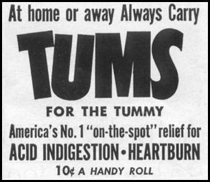 TUMS ANTACID LIFE 07/12/1954 p. 108