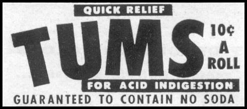 TUMS ANTACID LIFE 11/14/1955 p. 182