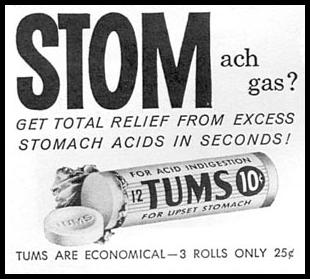 TUMS ANTACID TIME 09/15/1958 p. 92
