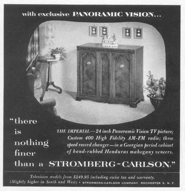 STROMBERG-CARLSON TELEVISIONS TIME 08/17/1953 p. 36