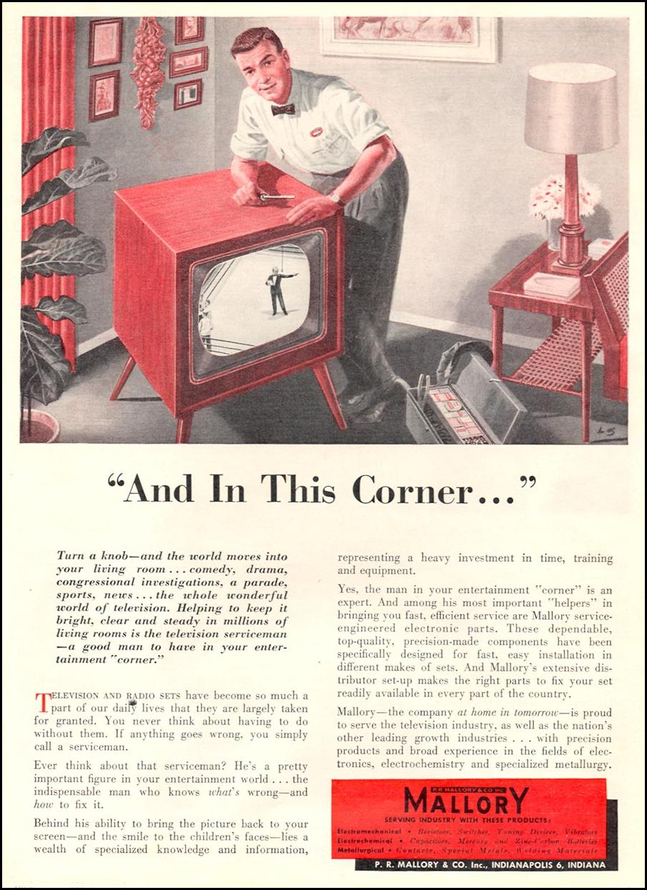 TELEVISION SPARE PARTS TIME 09/15/1958 p. 93