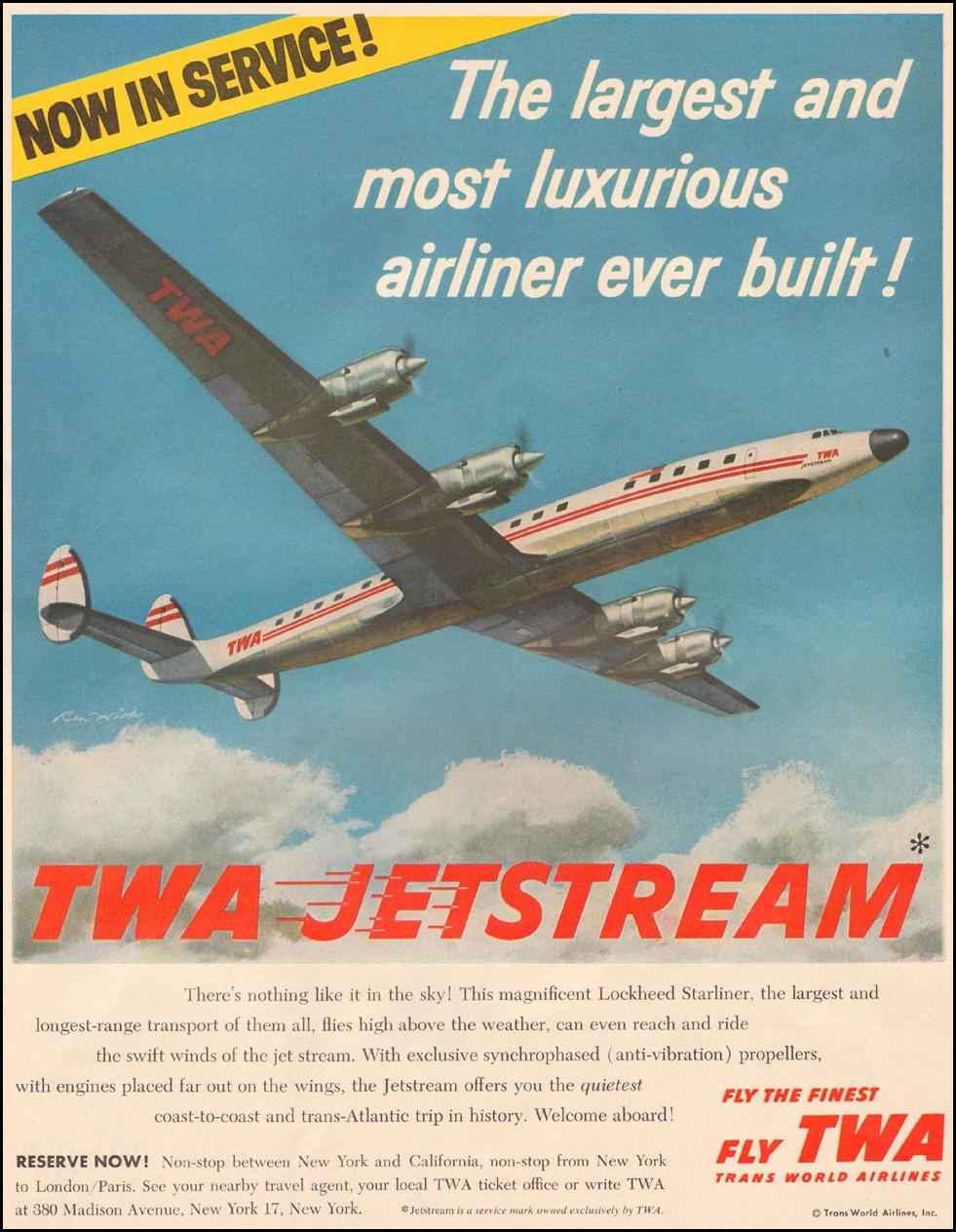 AIR TRAVEL LIFE 06/24/1957 p. 45