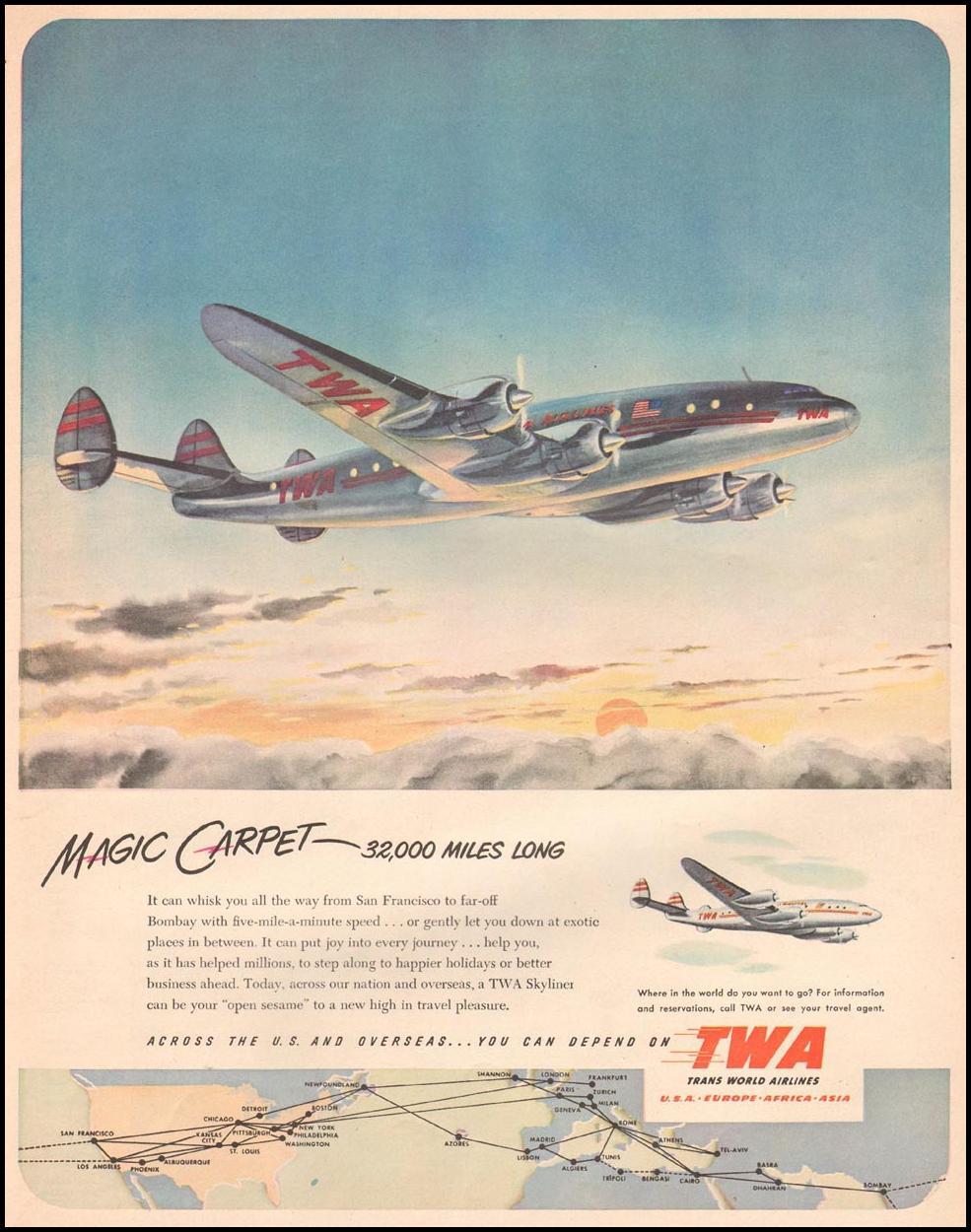 AIR TRAVEL LIFE 09/03/1951 p. 45