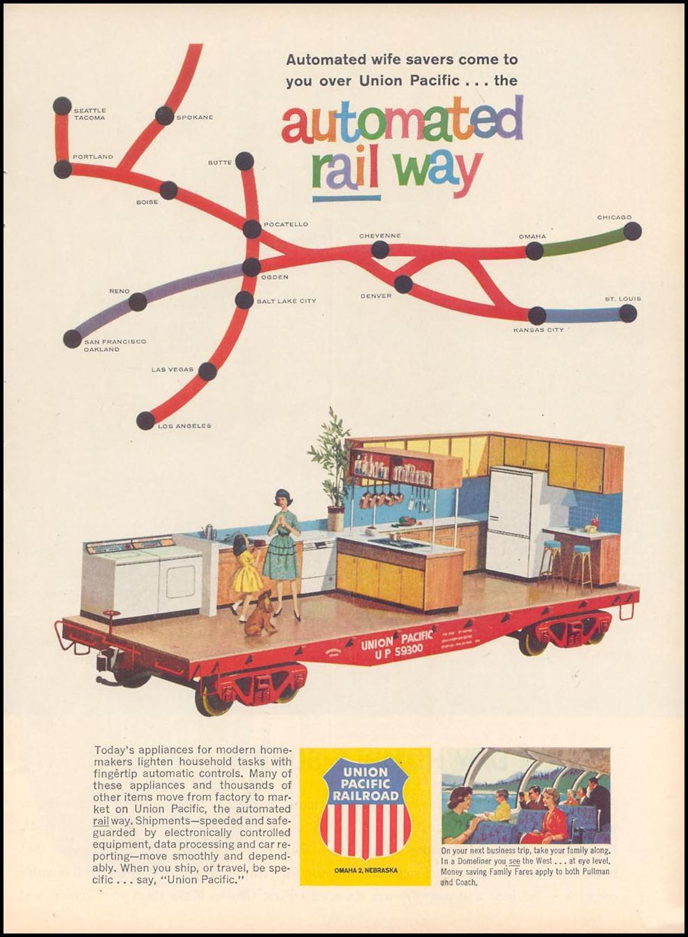 RAIL SERVICE TIME 05/03/1963 p. 101