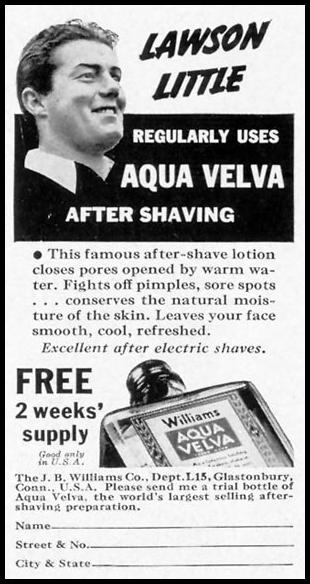 AQUA VELVA AFTER-SHAVE LOTION LIFE 09/27/1937 p. 106