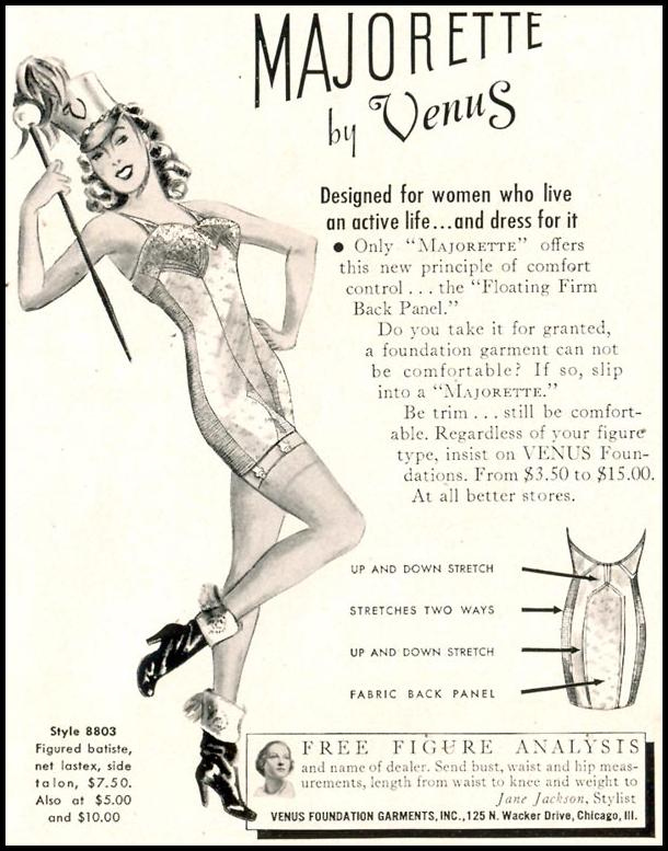 MAJORETTE FOUNDATION LIFE 09/30/1940 p. 93
