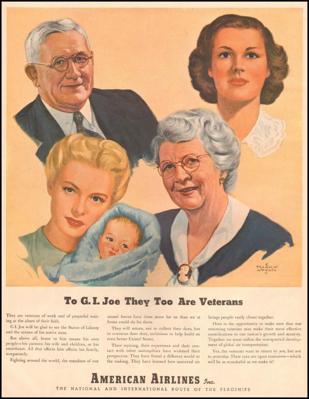 AIR TRAVEL LIFE 03/12/1945
