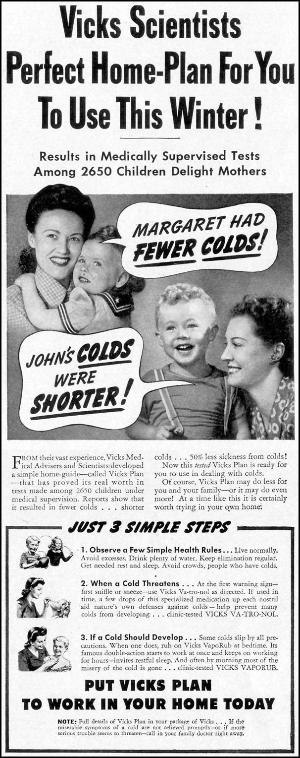 VICKS LIFE 02/21/1944 p. 50