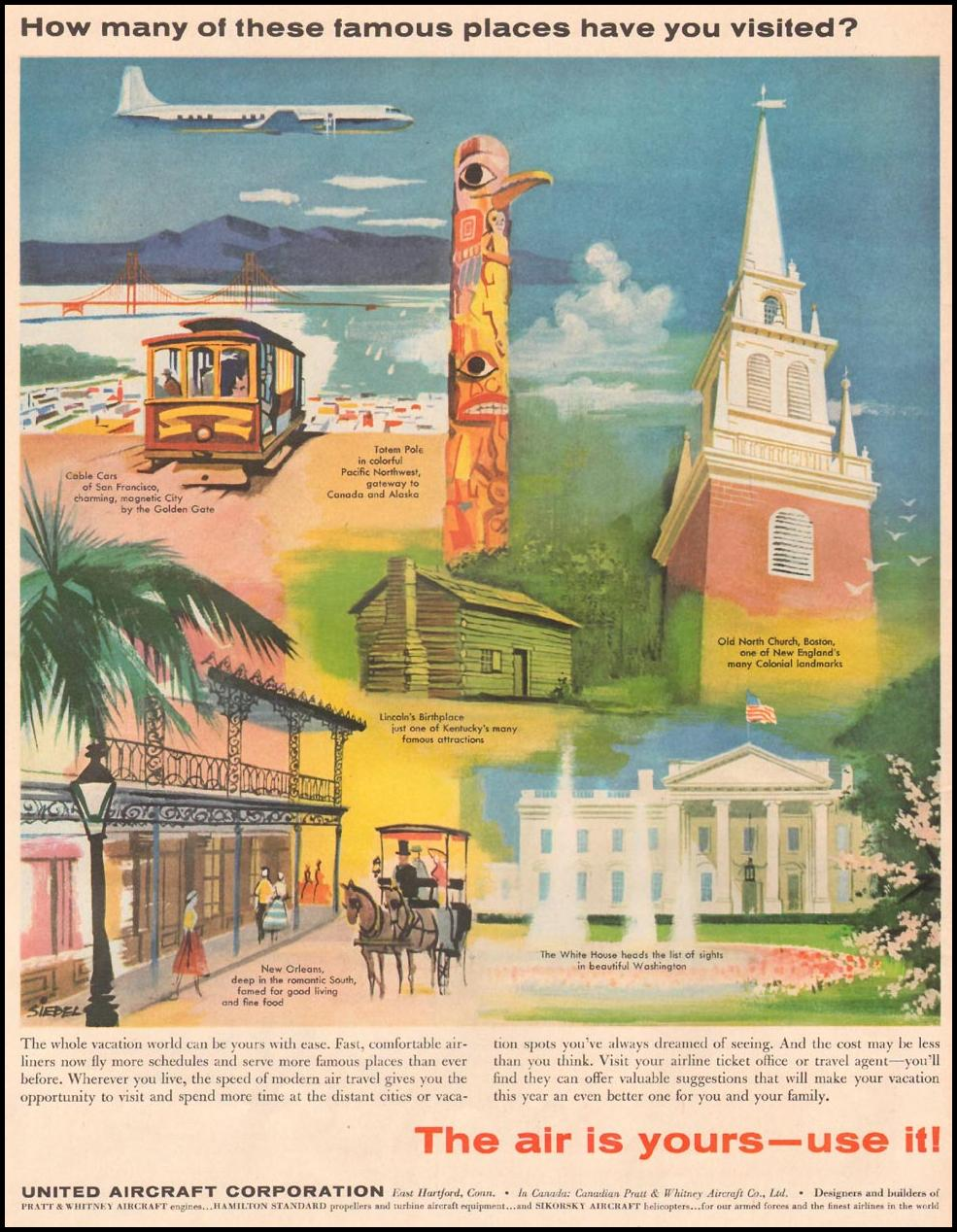 AIR TRAVEL LIFE 04/01/1957