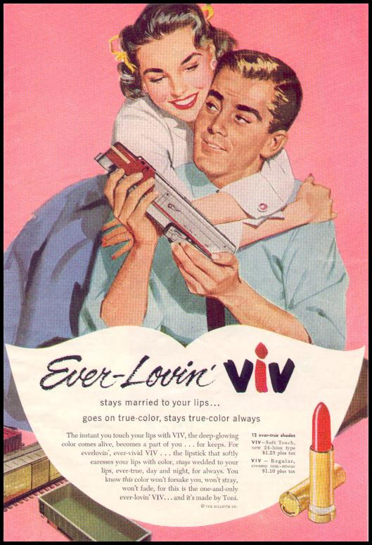 VIV LIPSTICK BY TONI PHOTOPLAY 08/01/1956 p. 11