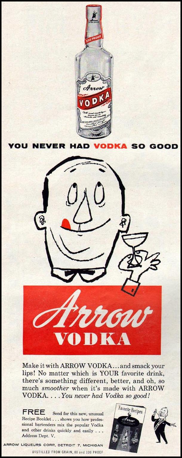 ARROW VODKA LIFE 09/09/1957 p. 12