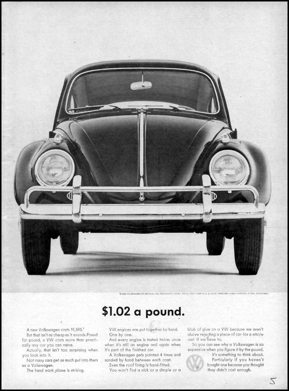 VOLKSWAGEN AUTOMOBILES TIME 02/01/1963 p. 5