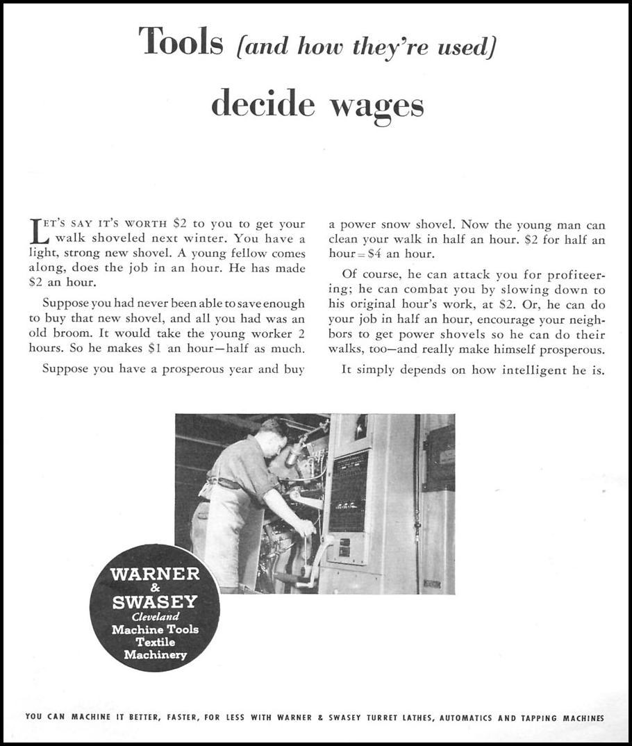 AMERICAN CAPITALISM NEWSWEEK 09/03/1951 p. 11