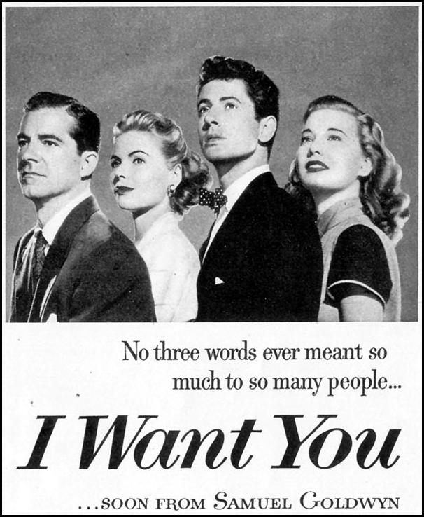 I WANT YOU LOOK 12/04/1951 p. 11