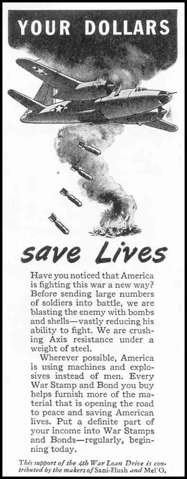 WAR BONDS LIFE 02/14/1944 p. 108