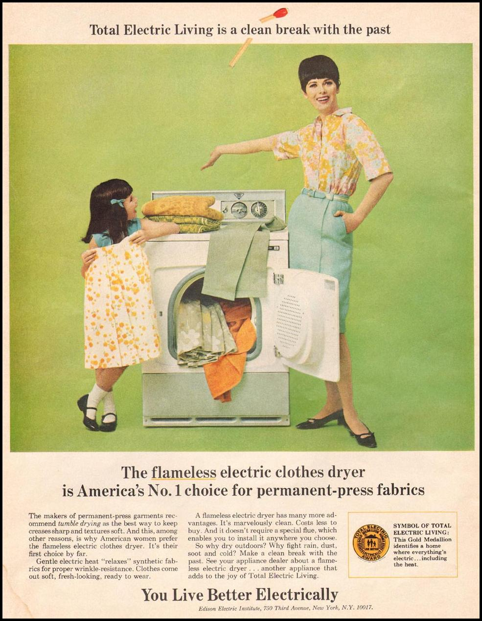 ELECTRIC APPLIANCES LIFE 12/22/1967