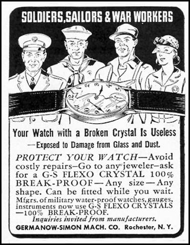 G-S FLEXO WATCH CRYSTALS LIFE 02/28/1944 p. 106